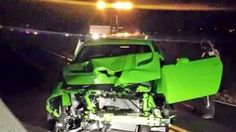 2015 Dodge Challenger SRT Hellcat Crashes In Colorado: UPDATE  Demolished 1 Hour After Buying It !!!