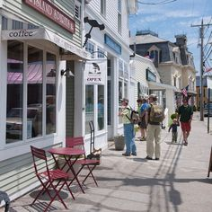 Main Street, Vinalhaven. As posted by Maine Magazine.