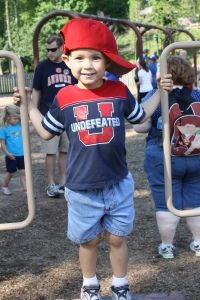 Jake's Journey - Apraxia Mom blog - some great ideas for Kaufmann words and other ways to help our little guys.