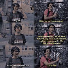 Eddie tf do you think— M Jack, Jack Finn, It Movie Cast, It Cast, Cute Gay, Funny Cute, Eydie Gorme, It The Clown Movie, Im A Loser