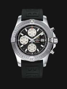 Colt Chronograph Automatic - Versions - Breitling - Instruments for Professionals