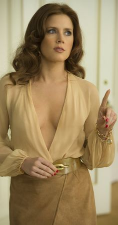 """Girl Crushes: Amy Adams in """"American Hustle"""" and Margot Robbie in """"The Wolf of Wall Street"""" Beautiful Celebrities, Beautiful Actresses, Gorgeous Women, Actress Amy Adams, Amy Actress, Jenifer Aniston, Jennifer Lawrence, Hollywood Actresses, Hollywood Celebrities"""