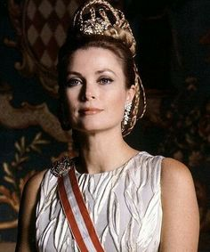 Iconic Hollywood royalty, Grace Kelly, became a real-life princess when she married Rainer III, Prince of Monaco. Princess Grace retired from her successful acting career at the age of 26 in order to fulfill her royal duties in Monaco.
