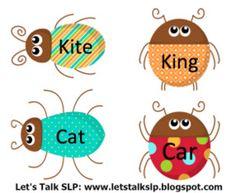 Let's Talk Speech-Language Pathology: Materials Monday - Articulation Bugs!
