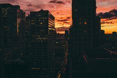 0190 - Pinned by Mak Khalaf City and Architecture by msalisbu Travel Around The World, Around The Worlds, Disney Instagram, City Architecture, Landscape Illustration, Illustration Art, City Lights, Serenity, New York Skyline