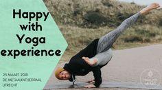 Zin in een dag vol met verschillende Yoga lessen, lekker eten, inspirerende docenten en leuke Yogi's?! Kom dan naar 'The Happy with Yoga Experience!' Door mee te doen aan deze actie maak je kans op gratis toegang of een leuke korting!