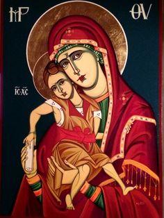 Vincic Créations: Vierge à l'enfant