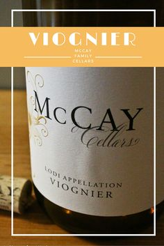 2014 McCay Cellars Viognier – At $24, this full body white wine from Lodi, California is a little pricey, but if you're a Viognier fan or if you're willing to stretch out of your comfort zone a little, this is a bottle worth exploring. It is particularly food friendly, and nothing pairs with Viognier like a beautiful sharp cheddar. Rating 3.5 out of 5 | AGlassAfterWork.com