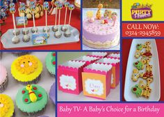 Baby Makes, Choices, Happy Birthday, Tv, Cake, Party, Desserts, How To Make, Happy Brithday