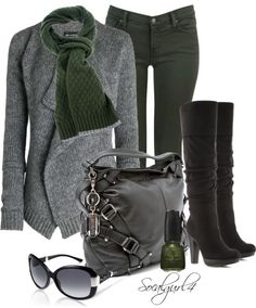 """""""Moss Green"""" by socalgurl4 on Polyvore"""