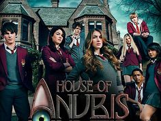 houseofanubis - Google Search