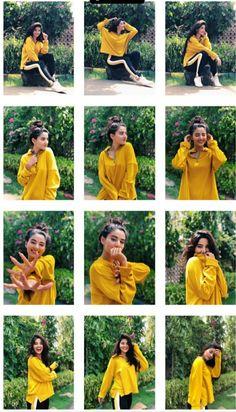 Stylish Girls Photos, Stylish Girl Pic, Girl Photos, Portrait Photography Poses, Girl Photography, Photo Poses, Megha Akash, Girl Attitude, Cute Poses
