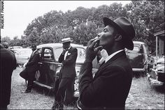 Robert Frank -- Funeral, St Helena, South Carolina