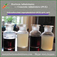 Concrete Admixture--Polycarboxylate Superplasticizer