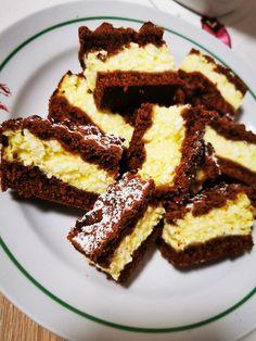 Reszelt túrós, gyors és bámulatos süti, mi nagyon kedveljük! Dessert Recipes, Desserts, Biscotti, Tiramisu, Food And Drink, Sweets, Cheese, Baking, Ethnic Recipes
