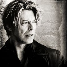 David Bowie (8 January 1947 – 10 January 2016) - English singer / songwriter / multi-instrumentalist / record producer / painter and actor
