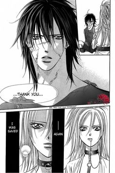 Read manga Skip Beat 184 online in high quality