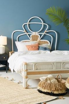 Caterina Bed | Anthropologie