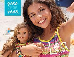 Garota do Ano: Lea | American Girl