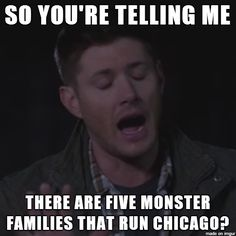 Skeptical Dean. - Imgur