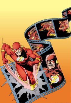 Flash by Brian Bolland