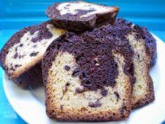 Doppelter Schokoladenkuchen