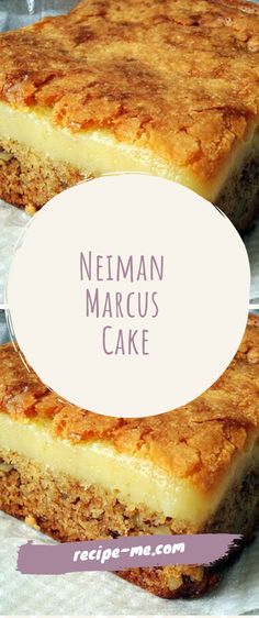 Neiman Marcus Cake – Page 2 – Recipes MeYou can find Neiman marcus and more on our website.Neiman Marcus Cake – Page 2 – Recipes Me Köstliche Desserts, Delicious Desserts, Dessert Recipes, Cake Mix Recipes, Cookie Recipes, Cake Receipe, Neiman Marcus Cake, Neiman Marcus Cookies, Gooey Butter Cake