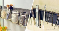 15 ótimas ideias para organizar o espaço em seu banheiro