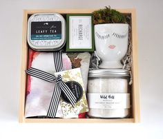 Tara McHugh Flora Gift Box - an artfully curated gift that supports small business and passionate makers