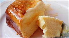"""Flan napolitano en el microondas, historia: Otra receta dulce para este Jueves Santo. Un flan napolitano que nos traen desde el blog """"Cocina a buenas..."""
