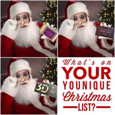 What's on your Younique Christmas list? 3D Fiber Lashes? An Addiction Palette? Something from the Royalty skincare line like the Shine Cloths? Let me help you get everything you want on your list! And don't forget to show the women in your life that would love natural-based and harsh chemical free products how much you love them!!