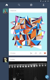 Tumblr: miniatura da captura de tela