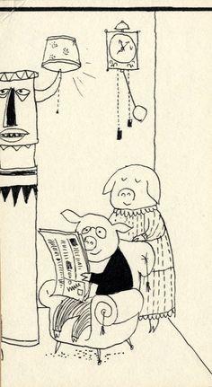 [ Museumsshop] Räuber, Menschenfresser & Co. Tomi Ungerers Kinderbücher
