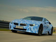 BMW i8 plug-in hybrid will redefine what's expected from a 'green car.' #BMW #Cars #FuelEconomy