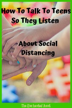 Talking to Teens About The Importance of Social Distancing. How do you effectively communicate the importance of social distancing. Parenting Teens, Parenting Hacks, Presents For Aunts, Aunt Quotes, Niece And Nephew, Raising Kids, Submission, Talking To You, Vorlage