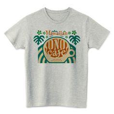 Hawaiian ONO cafe(ONO=美味しい) | デザインTシャツ通販 T-SHIRTS TRINITY(Tシャツトリニティ)