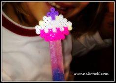 "DIY Pyssla bookmarks Ανθομέλι: Πρωινό ""πάρτυ"" για μικρές κυρίες και μικρούς κυρίους!"