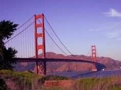 #LifeHasPerks  - The Golden Gate Bridge - San Francisco.