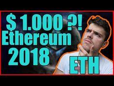 Ethereum auf $1000 in 2018 – Video | Heimarbeit