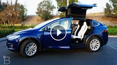 The Tesla Model X is one heck of a car. Its crazy Falcon doors and AutoPilot features highlight one of the most tech-centric cars on the market right now. Jon was lucky enough to get