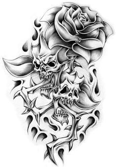 15 Best Tattoo Images Tattoo Ideas Skull Tattoos Tattoo Sleeves