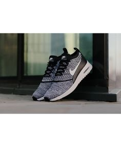 quality design 387d0 4062d Air Max Thea Flyknit Black White Womens Nike Air Max Sale, Cheap Nike Air
