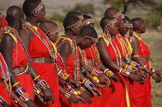Tribus de Africa: Etnias Tribales