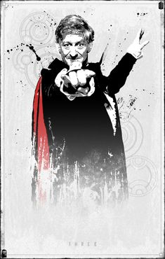 DOCTOR WHO LOST IN TIME: Third Doctor