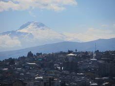 Volcán Antizana #Quito
