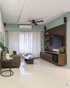 Indian Home Design, Indian Home Interior, Hall Interior, Apartment Interior, Interior Design Living Room, Indian Interiors, Small House Interior Design, Home Room Design, Indian Bedroom Decor