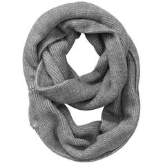 Smartwool Ribbed Infinity Scarf found on Polyvore