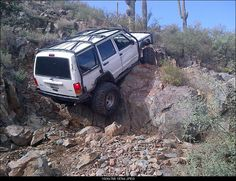 My Jeep in Action!  @Boyce Stovall