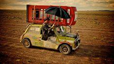 Mongol Rally - The Adventurists