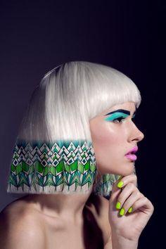 high fashion | The Best High Fashion Makeup photo Ashlee Holmes' photos - Buzznet